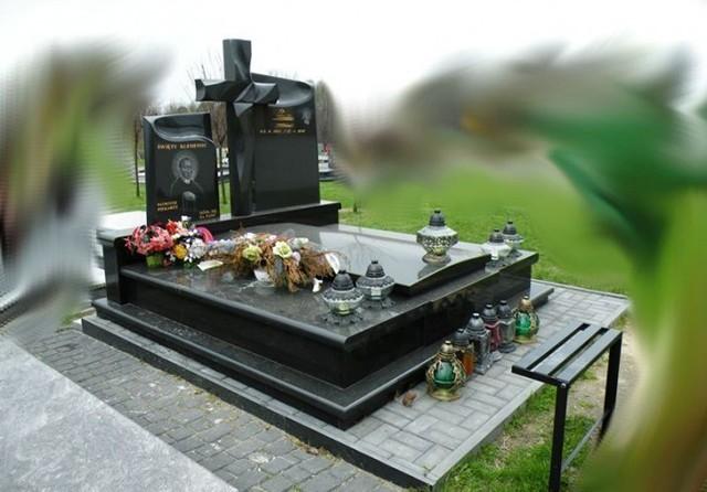 Nagrobki granitowe - kamieniarstwo SLAB Gliwice