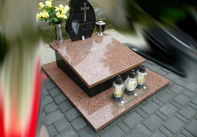 Urnowe nagrobki granitowe - Gliwice, Katowice, Śląsk